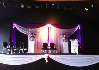 Bruiloft trouwlocatie