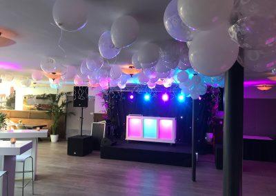 foyer feest